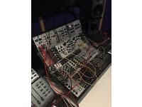 Modular Eurorack Modules and Cases