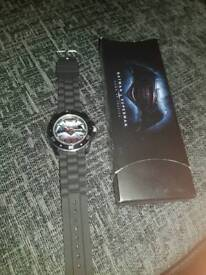 Batman vs Superman mens watch