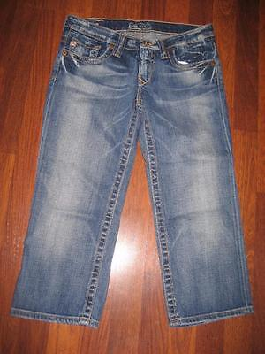(Women's BIG STAR Casey Crop jeans....size 27)