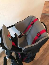 Bush Baby, back pack baby carrier