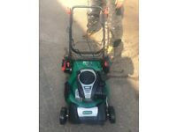 Qualcast Lawnmower & Stihl Strimmer Set