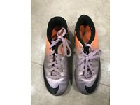 Nike Mercurial Victory IV FG Football Trainers - Size 2