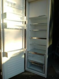Bosch integrated fridge - Burgess Hill