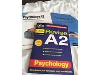 Used, Psychology A/As level text books for sale  Cardiff