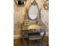 Dressing table bedside table