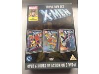 X-Men Animated series DVD set
