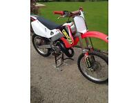 1998 Honda cr 125 very clean