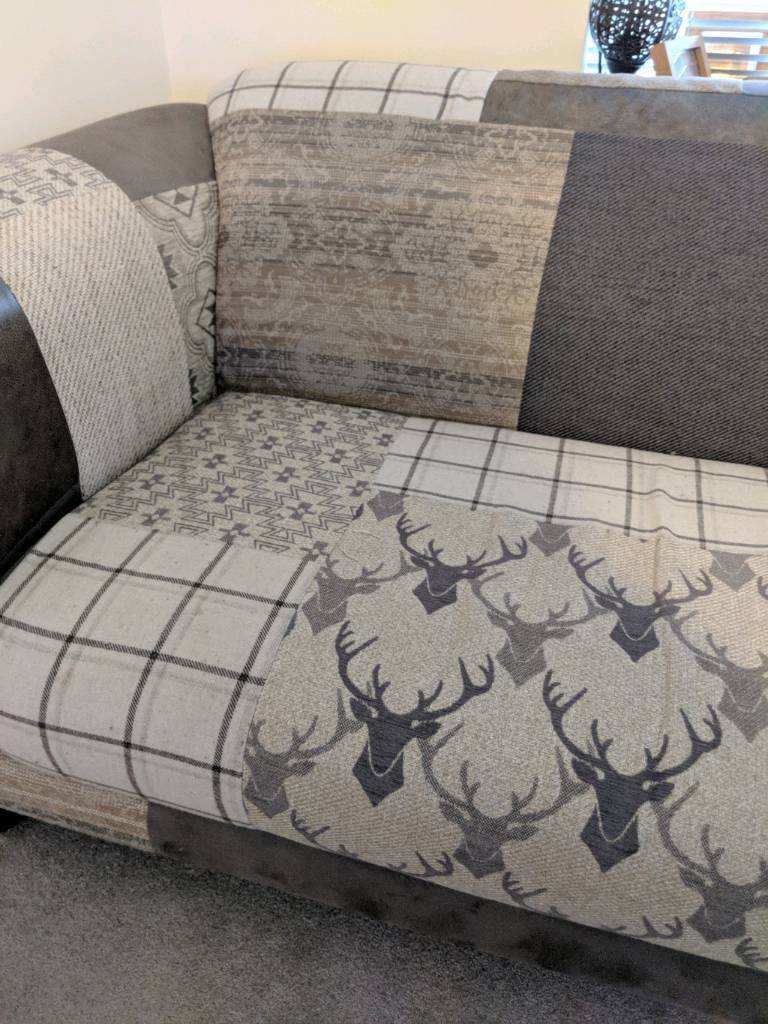 Stag Sofa Beautiful Dfs In Inverurie Aberdeenshire Gumtree