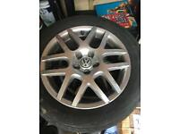 MK4 golf alloys