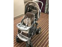 Graco Travel System incl Pushchair and Car Seat