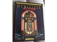 A complete identification guide to the Wurlitzer jukebox by rick botts vintage book