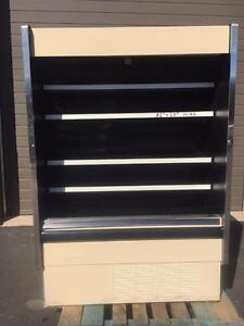 Hussmann Refrigerated Open Air Display Case