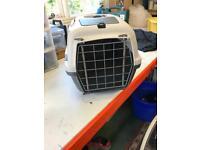 Used cat carrier/basket