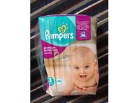Pampers Premium Protection Activ Fit Size 3
