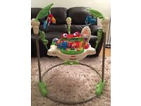 Fisher price jumperoo - very good condition