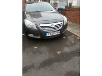 Vauxhall insignia 1956 cc for parts 09plate 1.9 diesel