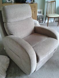 Lazyboy 3 Seater Sofa + 1 Arm Chair