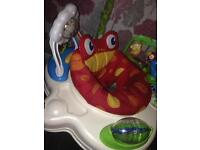 Fisher price jumperoo good condition rrp 80