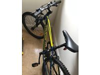 Rocky mountain bike