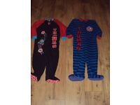 PYJAMAS FOR A BOY 2-3 YEARS OLD