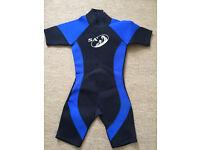 Childrens wetsuit
