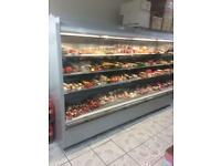 Multideck fridges shop equipment