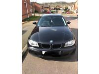 BMW 116i, Black, Manual, Petrol