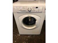 Hotpoint WMF760 7kg 1600 Spin Washing Machine in White #4582