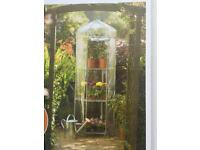 ( New and Sealed ) Wilko hexagonal greenhouse