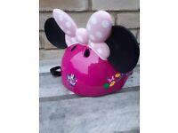 Mini Mouse Cycle Helmet