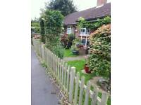 LYMPSTONE VILLAGE council House exchange 2 bed bungalow exmouth to kent rural or coastal