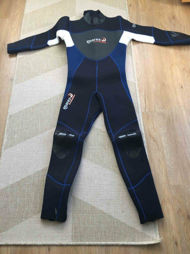 Mares Evolution Diving Wet Suits - Full, Shorty & Hood