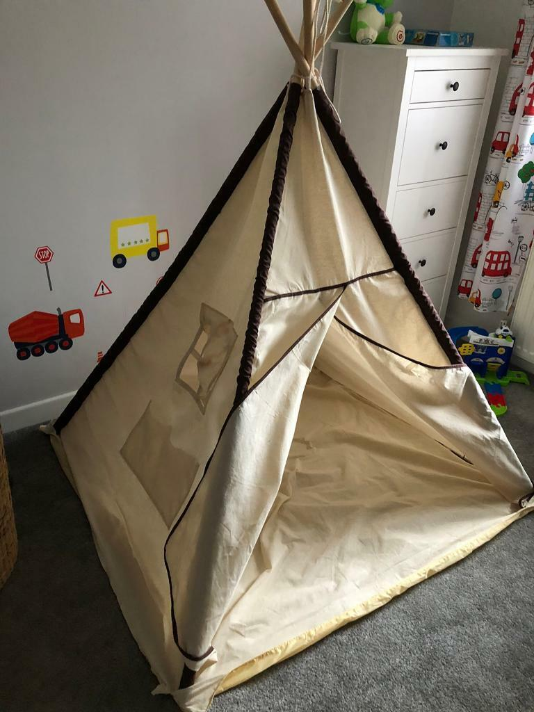 Child teepee tent | in Plymouth, Devon | Gumtree