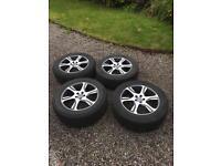 Volvo XC60 XC70 XC90 alloy wheels ZEPHYRUS