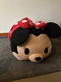 Jumbo Minnie Mouse Tsum Tsum
