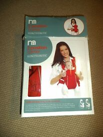Mothercare 2 position carrier - New