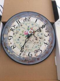 Lascelles French chic clock