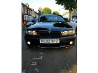 bmw e46 330i automatic m sport 102000 miles HPI CLEAN
