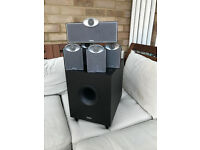 Sony STR-DH810 7.1 Channel Surround Sound with Tannoy 5.1 SFX Speakers