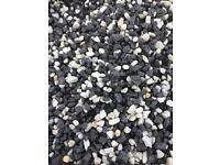 20 mm skylar mix garden and driveway chips/ stones/ gravel