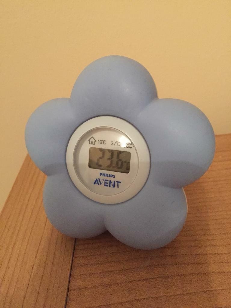 AVENT baby bath thermometer