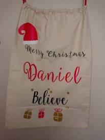 Christmas sacks