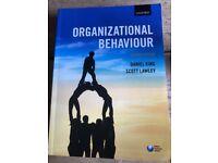 Organisational Behaviour Textbook