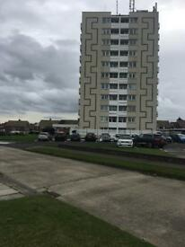 2 BEDROOM APARTMENT TO RENT BEACON HOUSE WHITLEY BAY