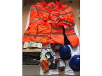 Hi-Vis / Industrial Clothing & Basic Equipment