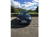 2014 (64 plate) Vauxhall Astra 1.7 CDTi 16v SRi *SAT-NAV*