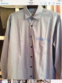 Men's stone island shirt XL