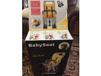 Brand New Topeak BabySeat with Rack (no Disc) - Unopened Box, Never Used