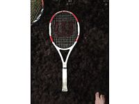 Wilson Tennis Racquet Pro Staff 100L