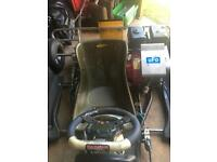 Honda project one go kart